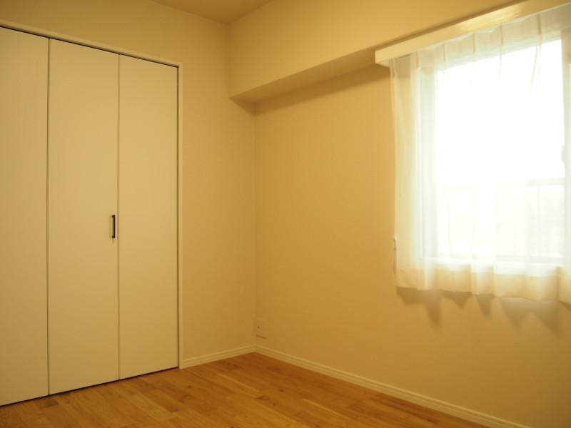 各居室収納つきは当たり前。