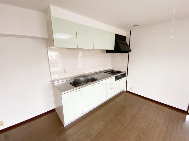 キッチンもかなり広いです