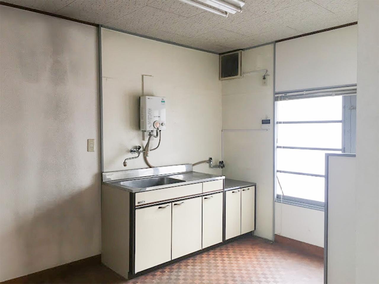 キッチン(前回募集時の写真です)