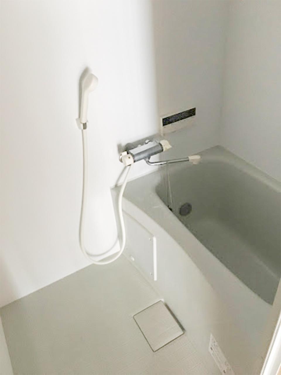 お風呂はユニットバス(前回募集時の写真です)
