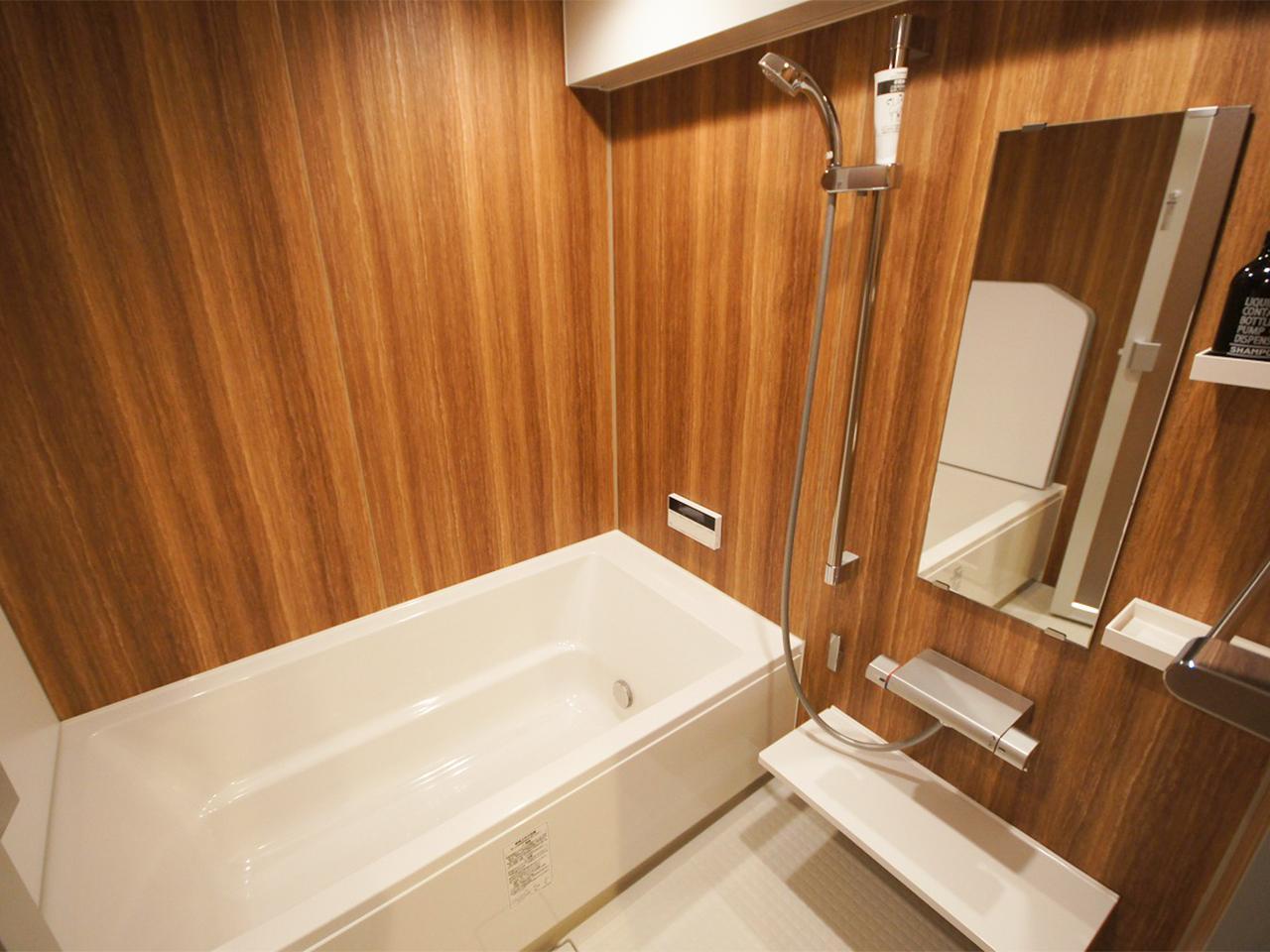 マンションにしては大きめサイズのお風呂