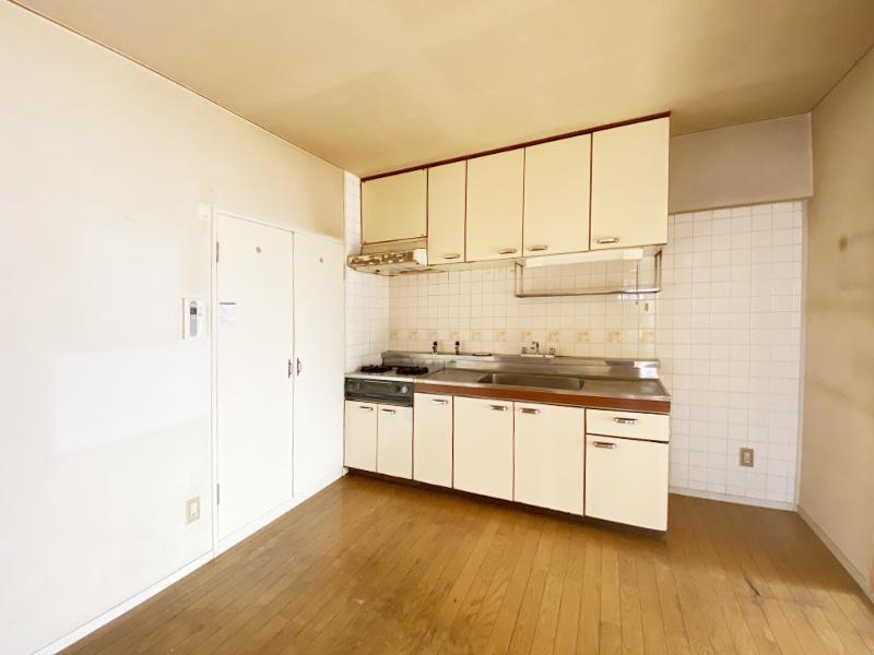 余裕があれば、キッチンも変えたい