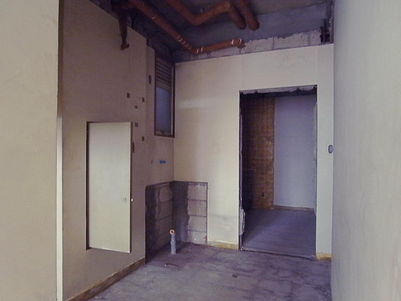 各フロア登り階段の奥にもう一部屋小部屋あり