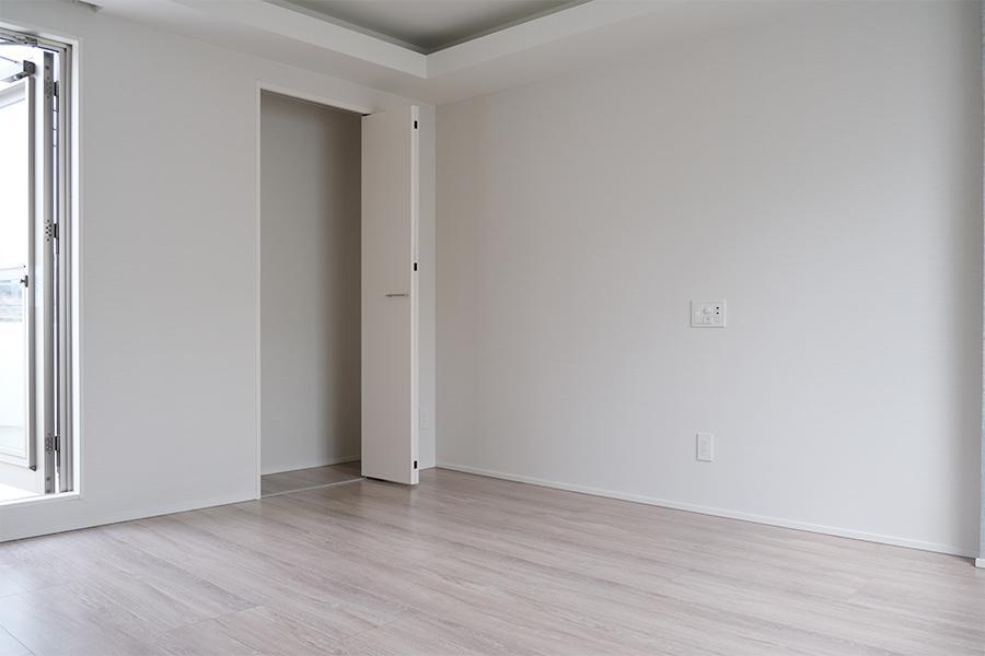 3F洋室。