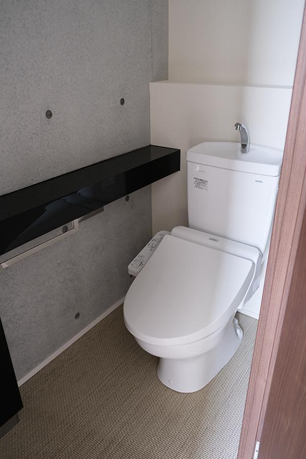 3階トイレ。