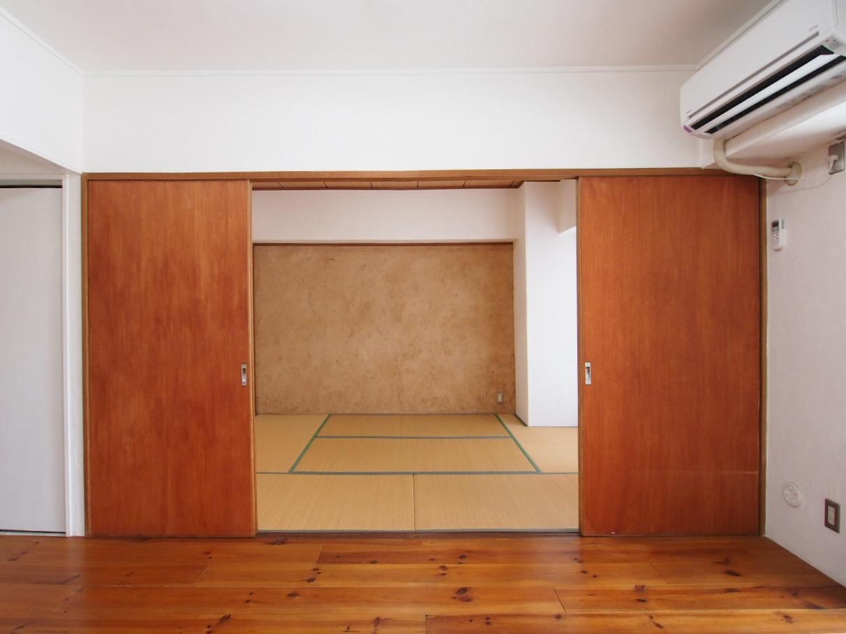 なんだかしっくりくる和室