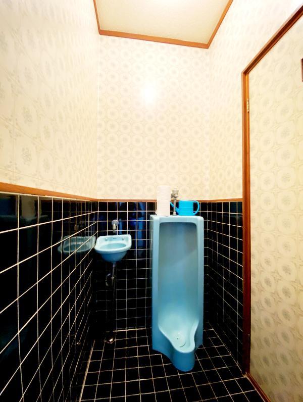 こちらも3Fトイレ