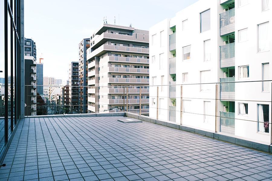 都会的開放感 (福岡市中央区薬院の物件) - 福岡R不動産