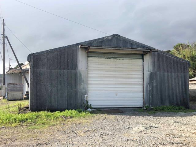 自宅より広い倉庫