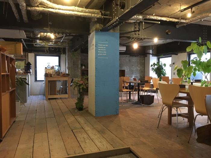 4F コワーキングスペース&カフェ