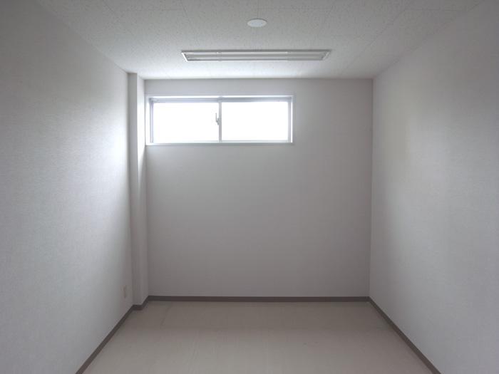 大きさのことなる個室付き