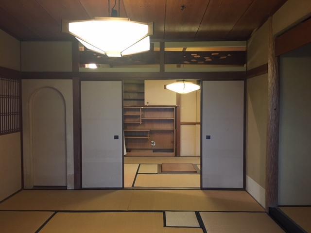 客室のような和室