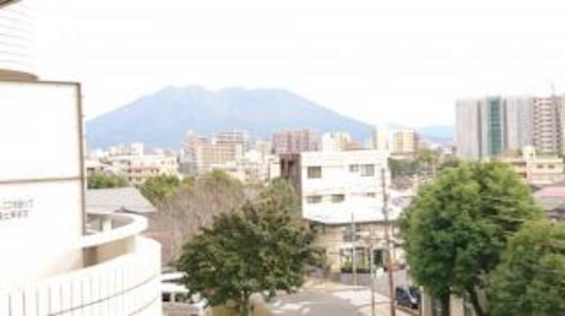 これから非日常になる桜島