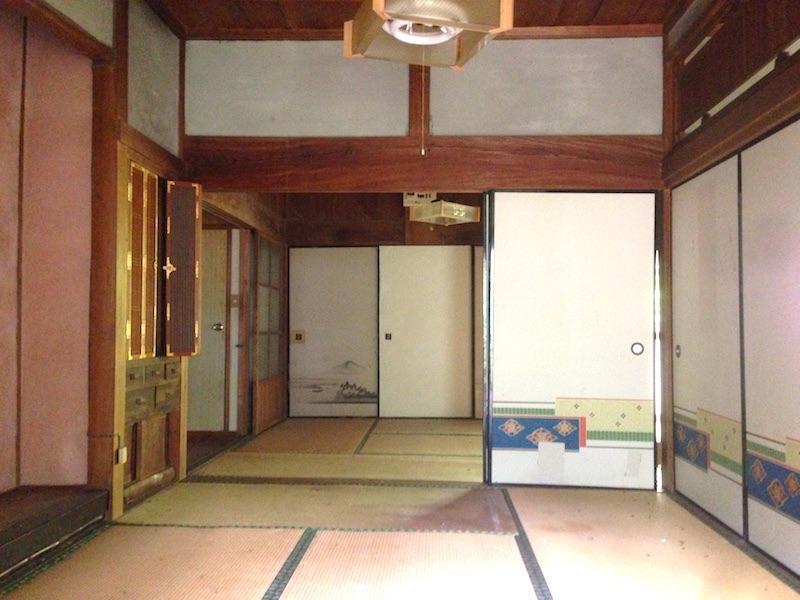 仏壇も収納可能