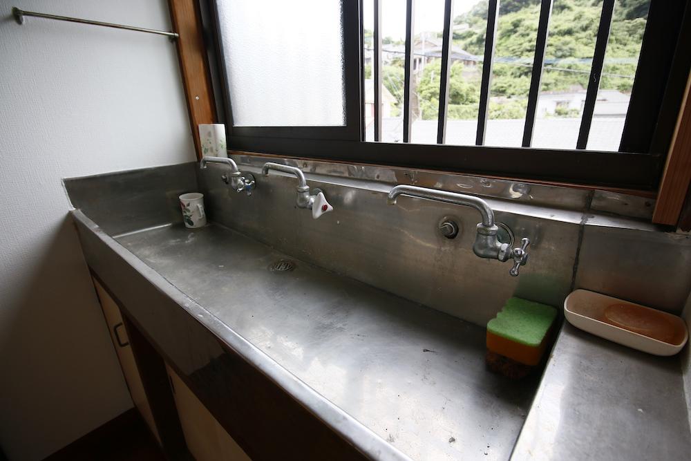 二階手洗い場