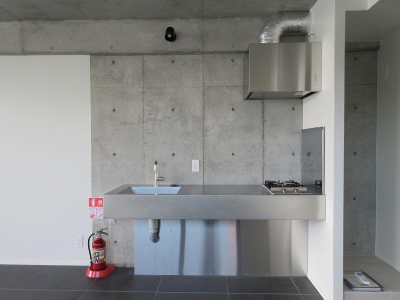 キッチン(2口ガスコンロ)