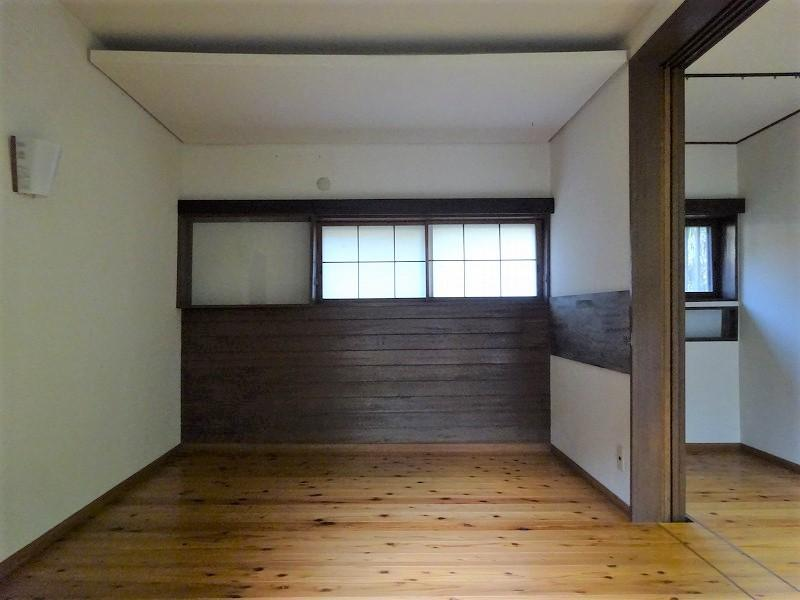 1階洋室6帖と広縁②
