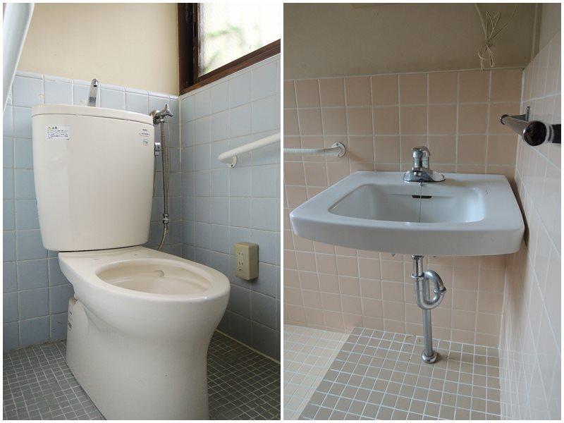 トイレ|洗面台
