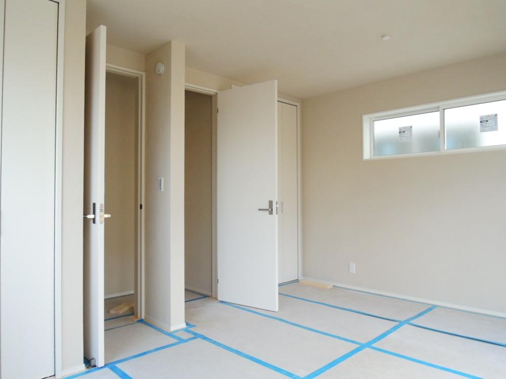1階の個室 2室に間取り変更も可能