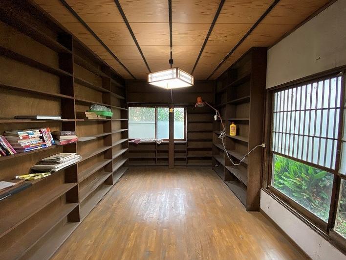 納戸|図書室やアトリエとして使いたい