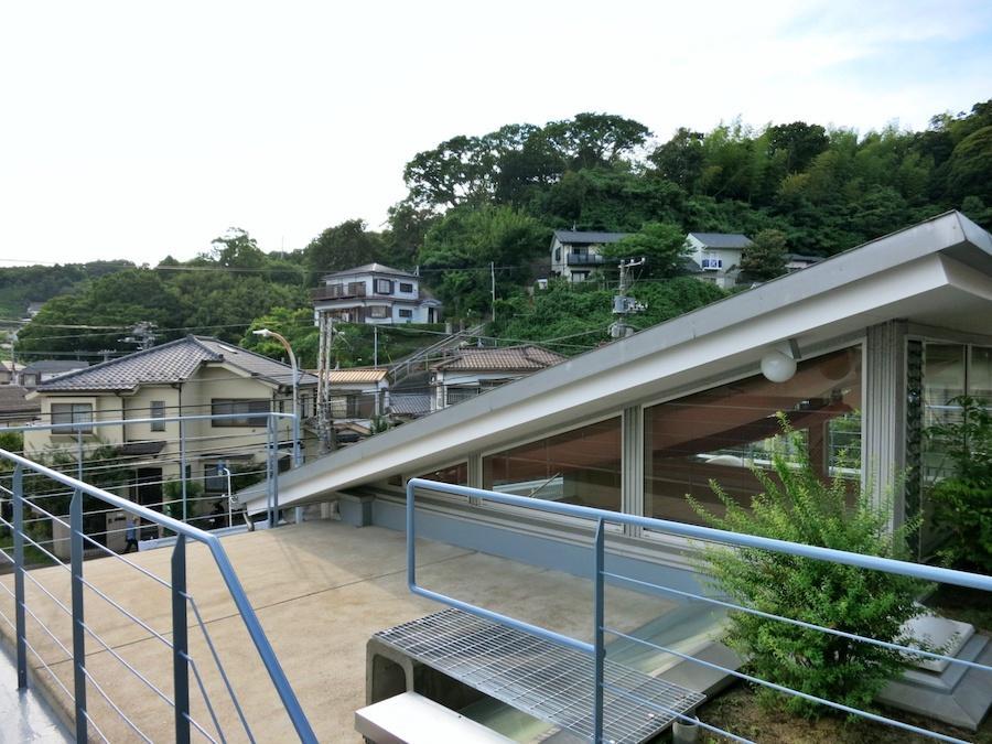 屋上 ここで日中を楽しみたい