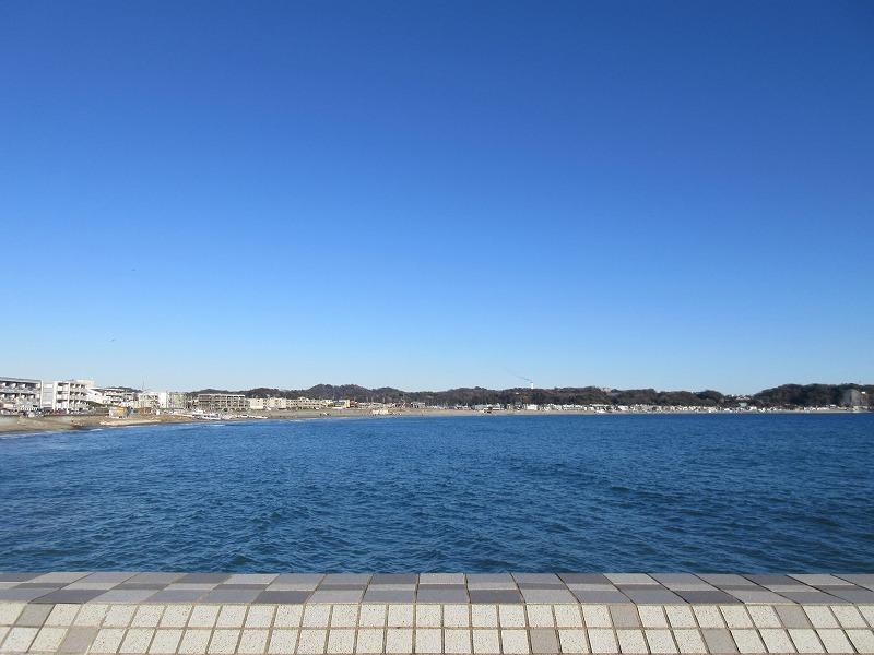 近隣|坂ノ下の海