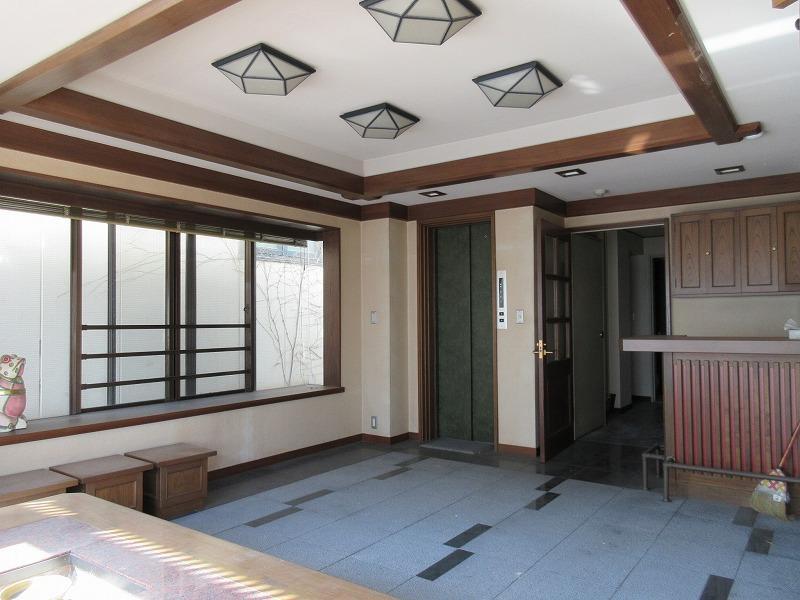 2階|エントランスホールのような空間
