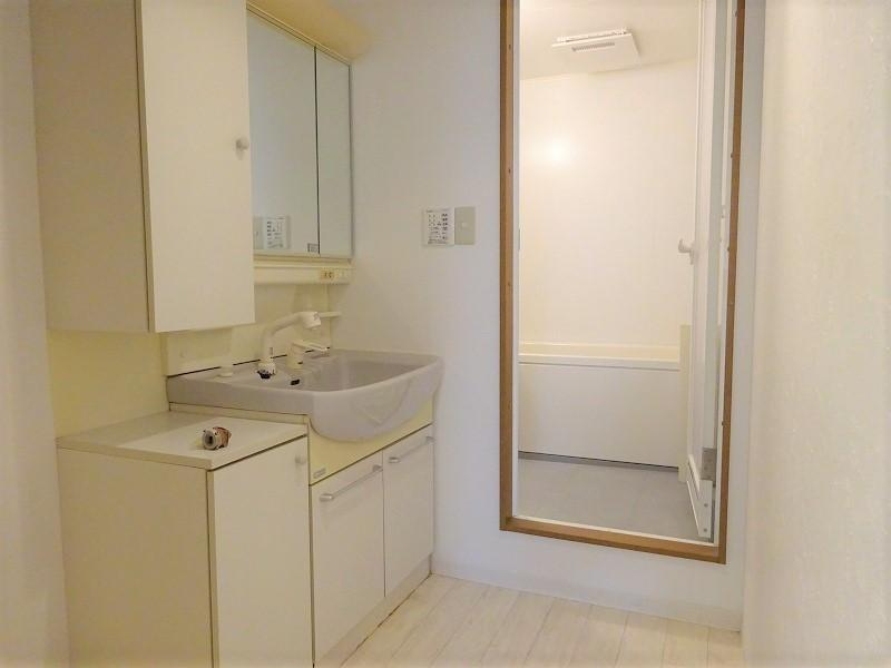 101号室|洗面所