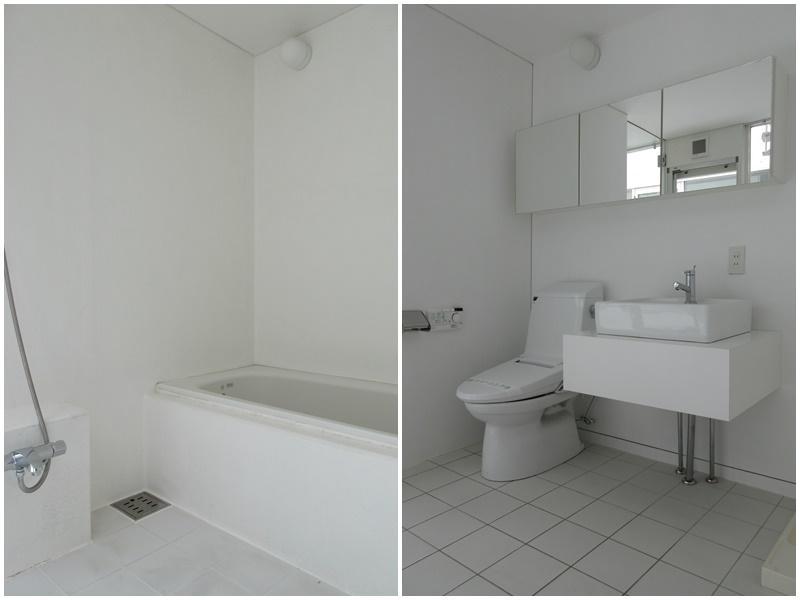 浴室(バスタブ有)|洗面とトイレ
