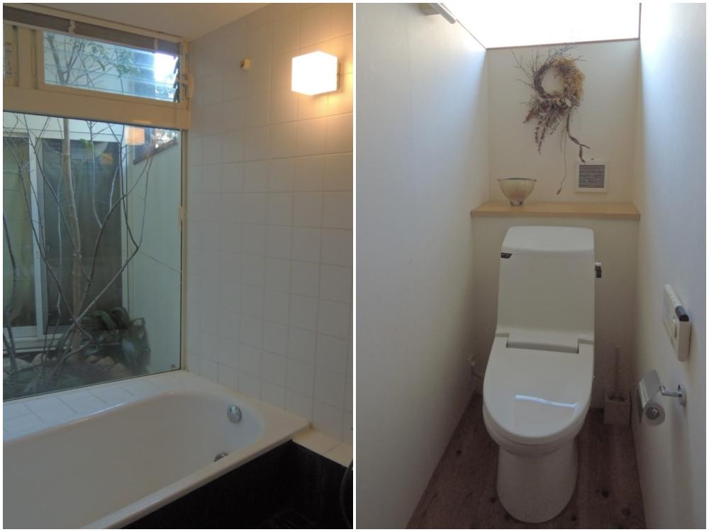 浴室 トイレ