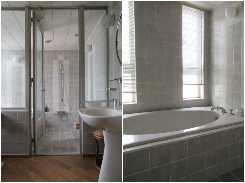 脱衣所|コスモミロスならではの浴室