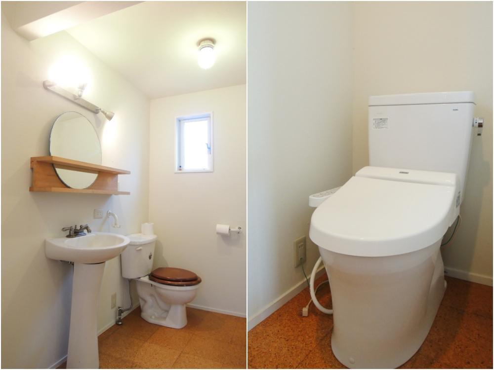1階水まわり 2階トイレ