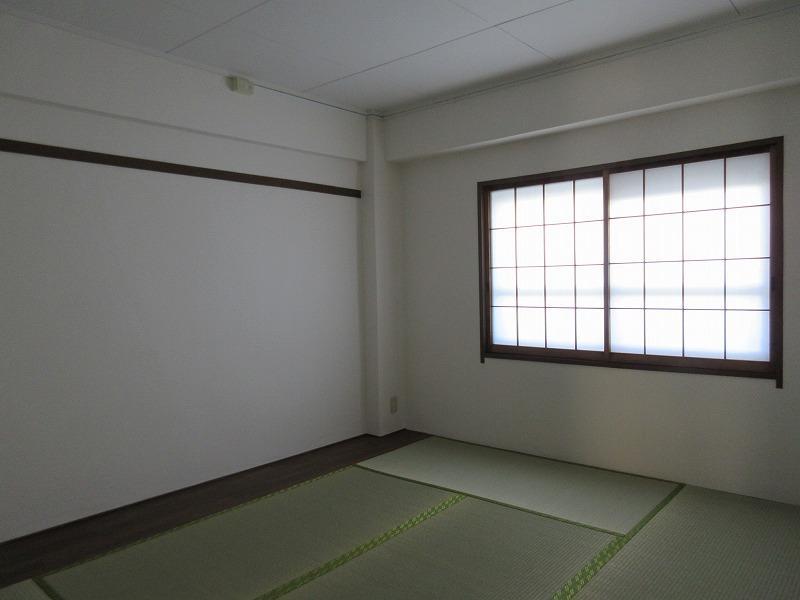 北の和室の部屋