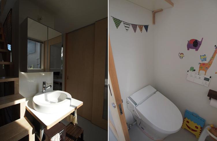洗面台|トイレ