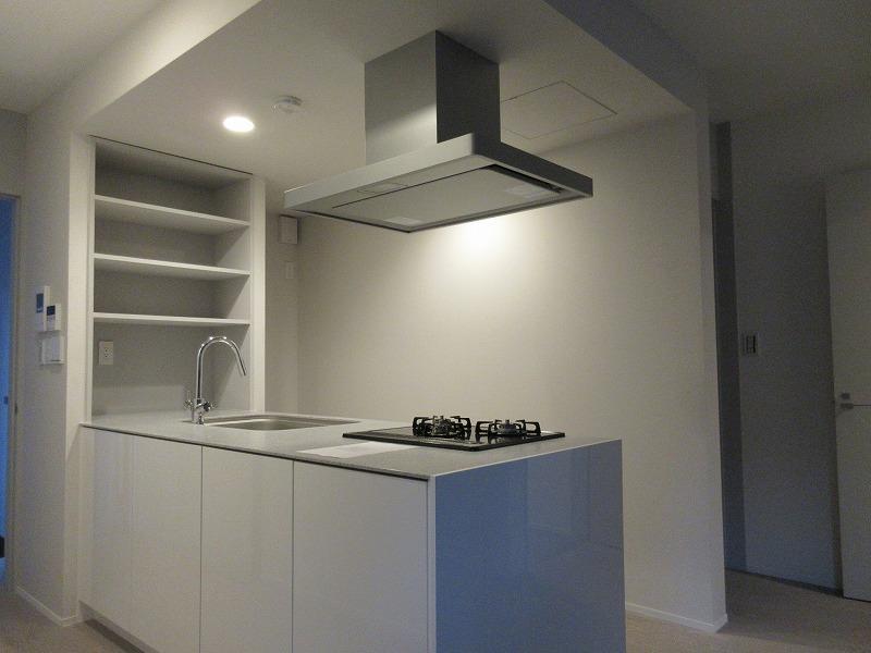 こだわりのキッチンです