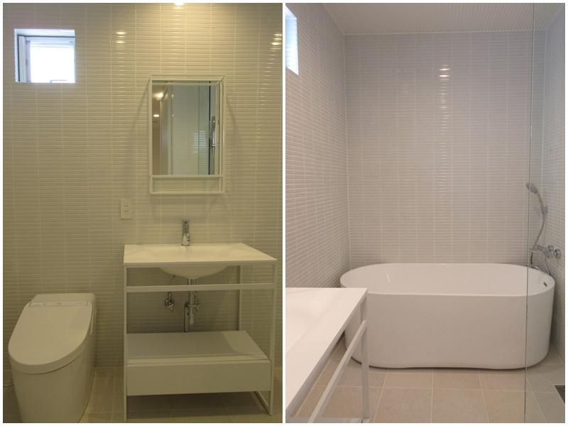 トイレ、洗面|浴槽は楕円形
