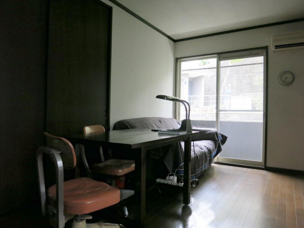 2階角部屋の洋室7畳、WIC2.5畳が付いています。