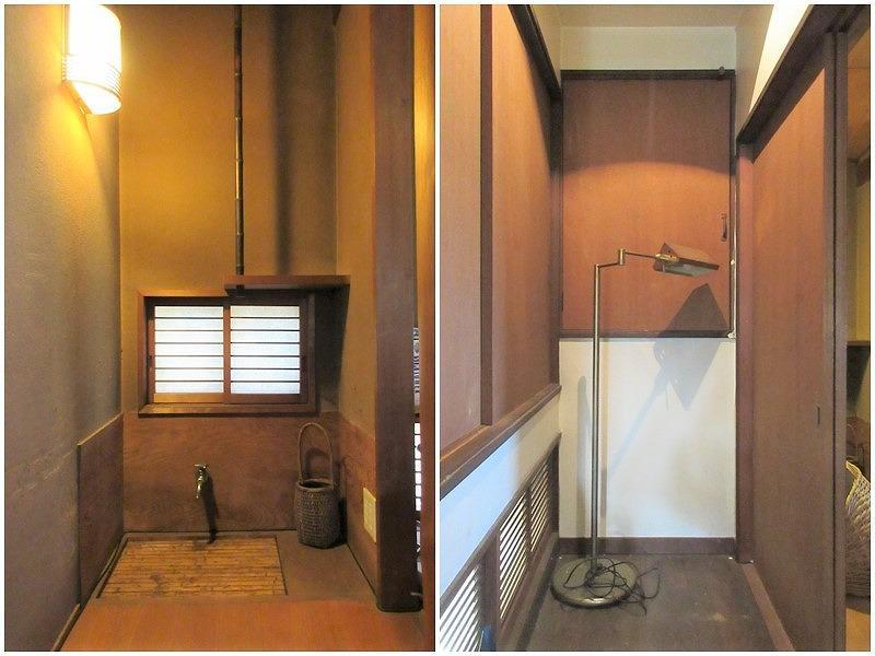 和室の水屋|廊下の先に実は収納がある