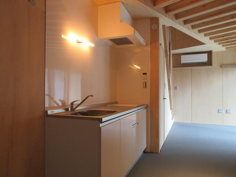 A1|1階にキッチン