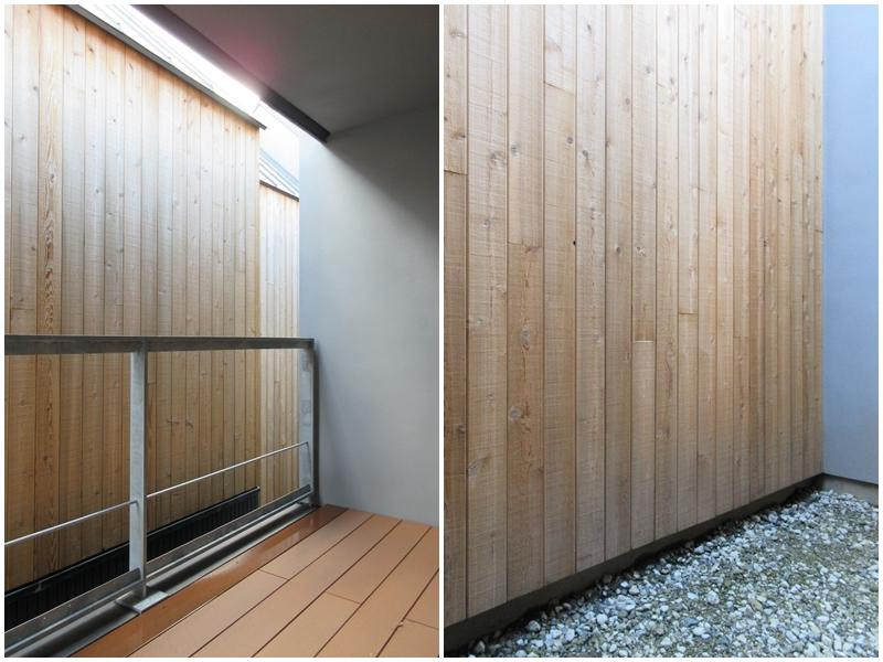A1|2階のバルコニー|箱庭