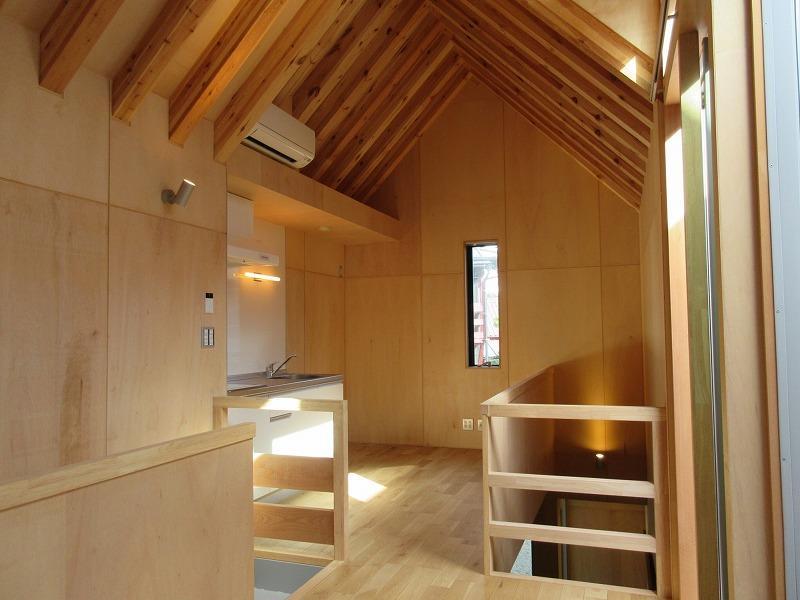 A2|キッチンが2階にあるのは、この区画のみ
