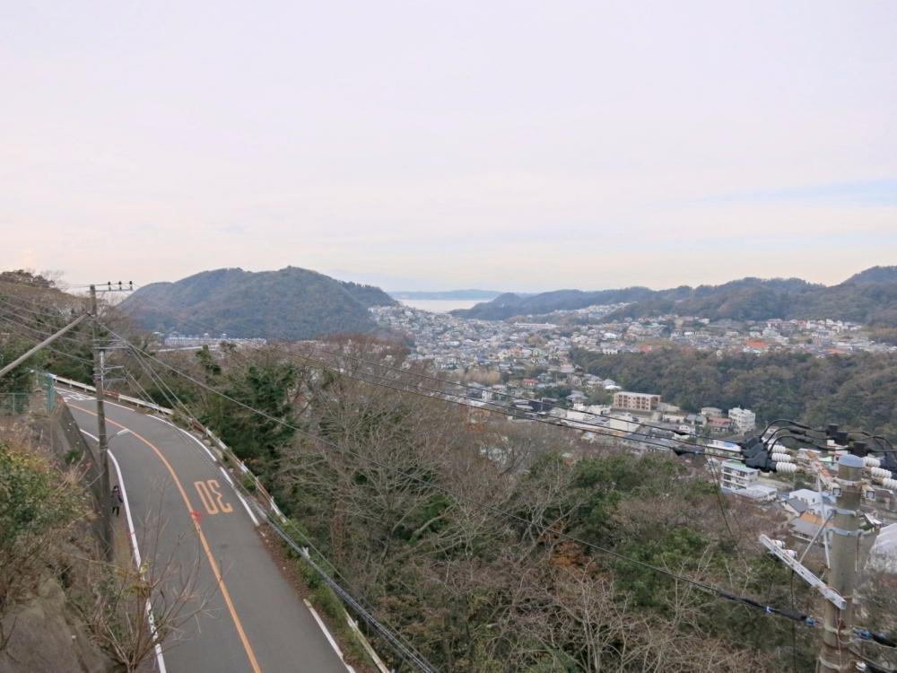物件からの眺めではありません。けれど日々道中この景色に癒されます。