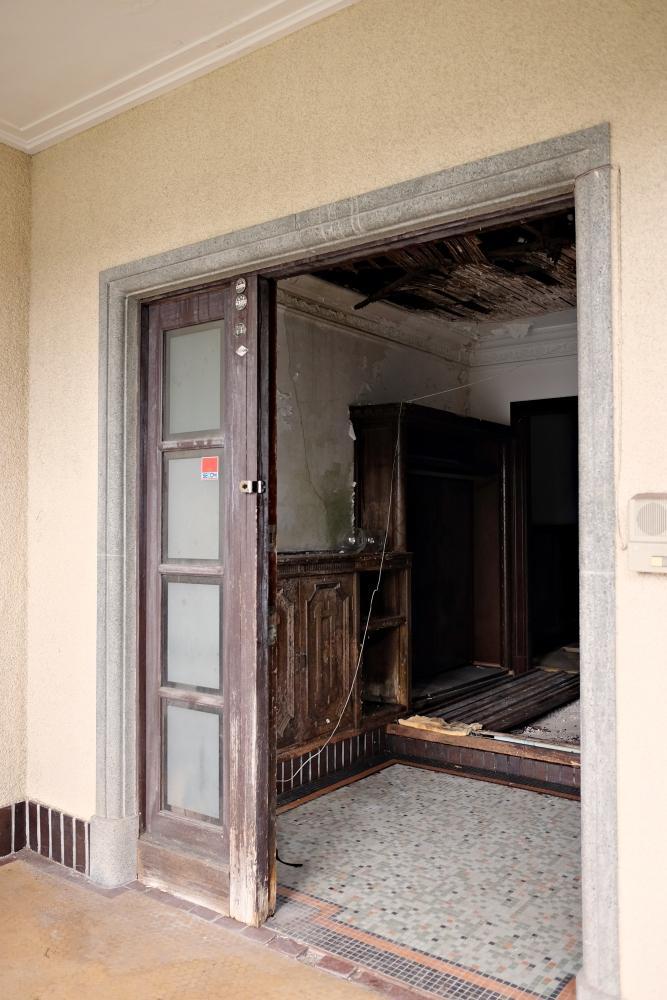 1階|メインの玄関ホール