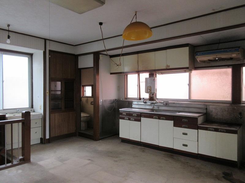 キッチンのある部屋