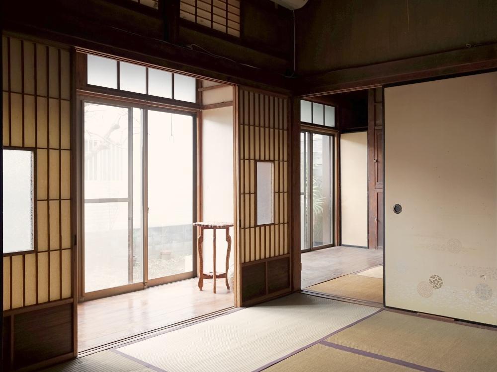 客間よりは古さが感じられますが和室の雰囲気も良いです。