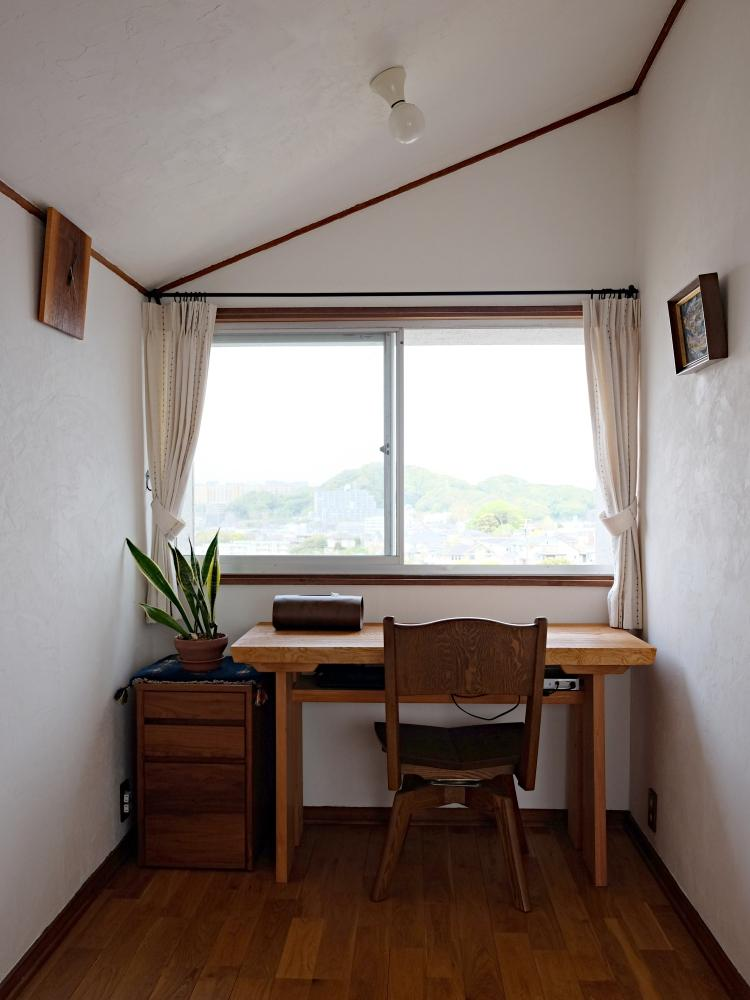 2階書斎。