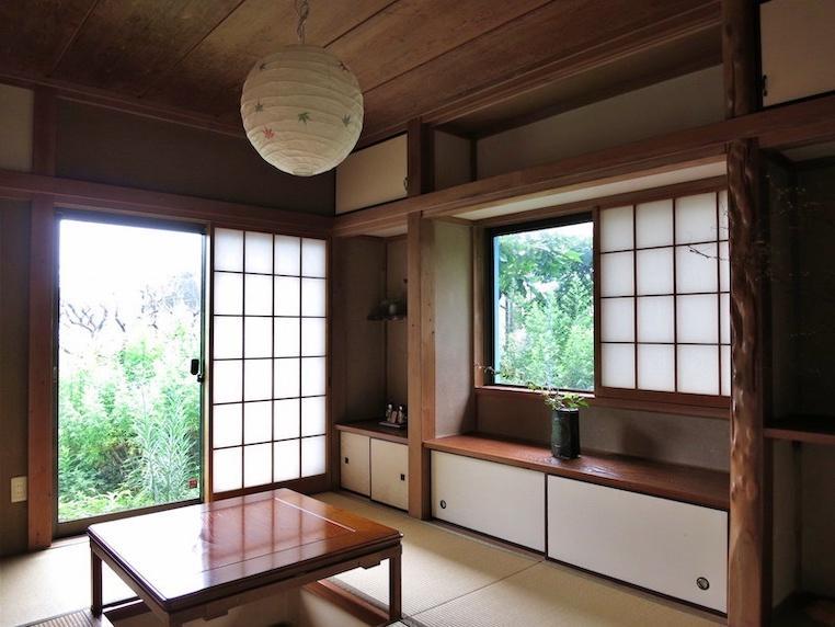 和室は上品な素材選びと職人の作り込みが良い
