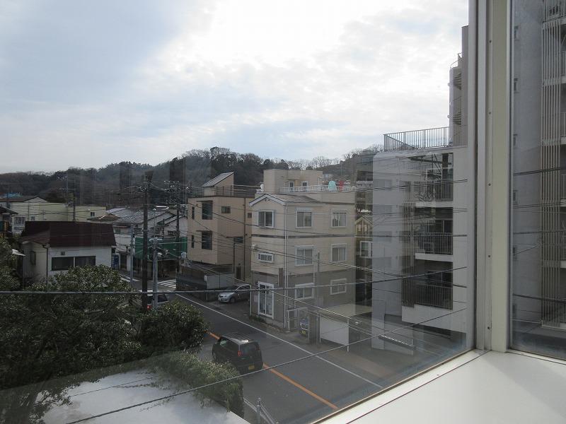 3階出窓からの眺望