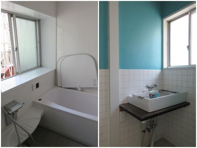 浴室|洗面