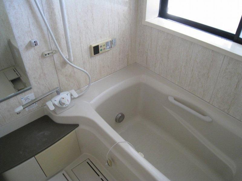 浴室は窓があるタイプ